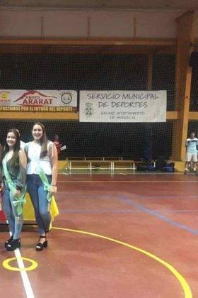 Final de la Liga de Verano de Fútbol Sala en Herencia 7
