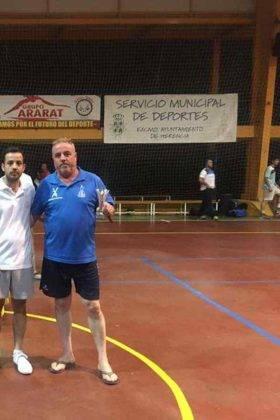 Final de la Liga de Verano de Fútbol Sala en Herencia 8