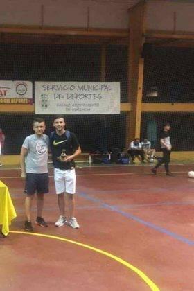 Final de la Liga de Verano de Fútbol Sala en Herencia 9