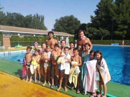 finalizan cursillos natacion agosto 2018 herencia 3