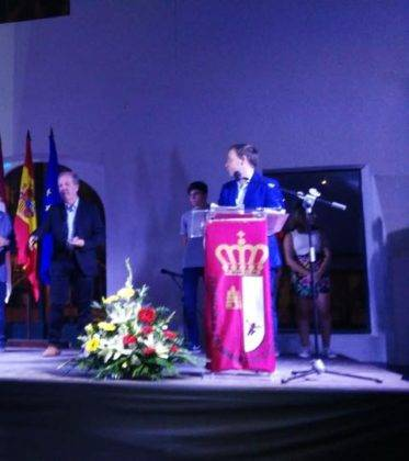 El balonmano de Herencia presente en la gala de la Federación Regional 2