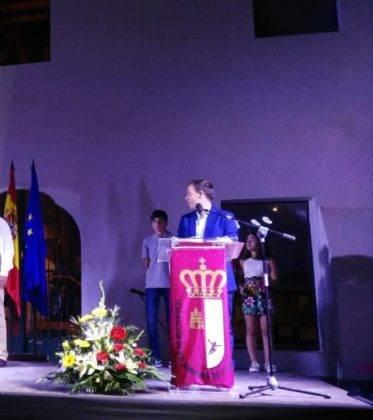 gala federacion regional balonmano en pedro munoz 3 373x420 - El balonmano de Herencia presente en la gala de la Federación Regional
