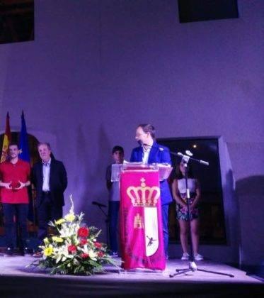 El balonmano de Herencia presente en la gala de la Federación Regional 5