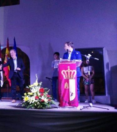 El balonmano de Herencia presente en la gala de la Federación Regional 7