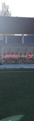 El primer equipo del Herencia C.F. tuvo un fin de semana redondo 9