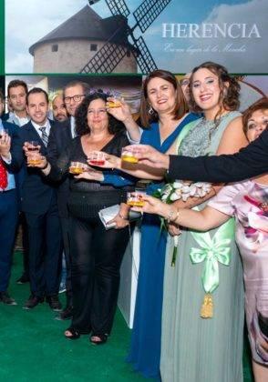 Inauguración de la Feria y Fiestas 2018 de Herencia 15