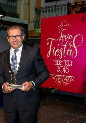 Inauguración de la Feria y Fiestas 2018 de Herencia 46