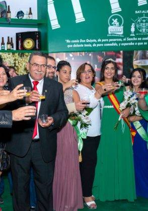 inaguracion feria 2018 herencia 52 294x420 - Inauguración de la Feria y Fiestas 2018 de Herencia