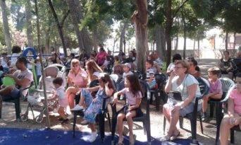 """magicos de remate en feria herencia 3 342x205 - Los más pequeños disfrutaron de """"Mágicos de Remate"""" en el Parque Municipal"""