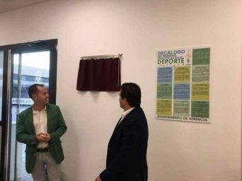 nuevas oficias y aula SMD de herencia 11 342x256 - Inaugurado el nuevo edificio de oficinas y aulas de formación del SMD