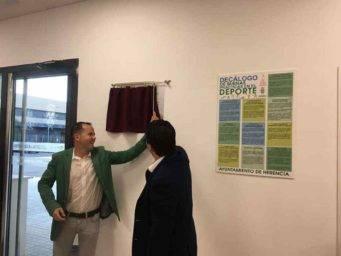 nuevas oficias y aula SMD de herencia 12 341x256 - Inaugurado el nuevo edificio de oficinas y aulas de formación del SMD