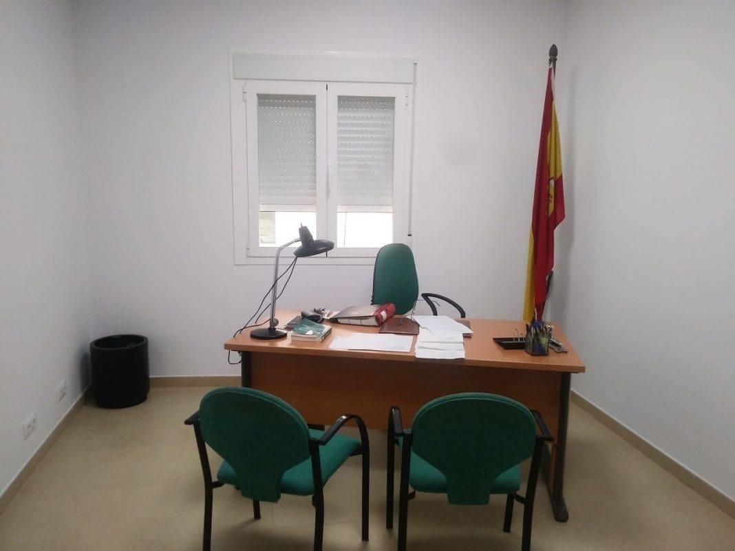 Habilitadas las nuevas oficinas del Juzgado de Paz de Herencia 2