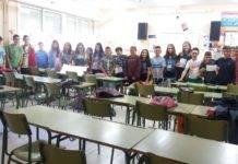 IES Hermógenes Rodríguez acogiendo nuevos alumnos con mucho ritmo