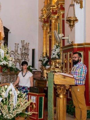 Galería de fotos de la ofrenda floral a la Virgen de la Merced 10