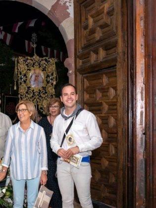 Galería de fotos de la ofrenda floral a la Virgen de la Merced 11