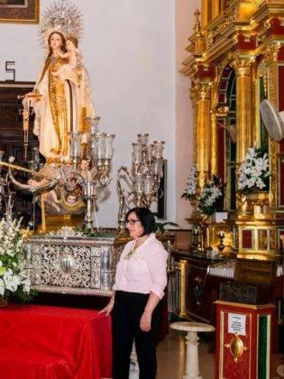 ofrenda floral a la Virgen de la Merced herencia 18 315x420 - Galería de fotos de la ofrenda floral a la Virgen de la Merced