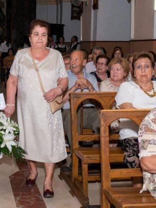 Galería de fotos de la ofrenda floral a la Virgen de la Merced 20