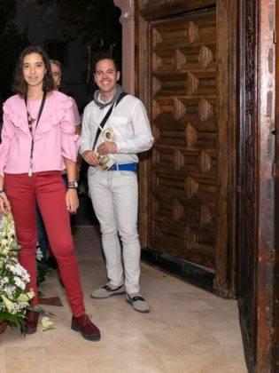 Galería de fotos de la ofrenda floral a la Virgen de la Merced 22