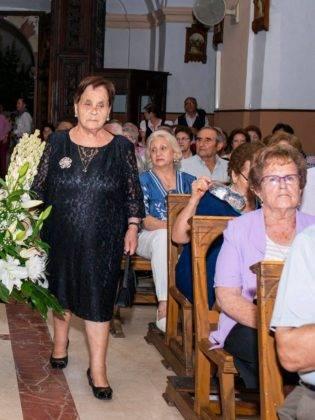 Galería de fotos de la ofrenda floral a la Virgen de la Merced 24