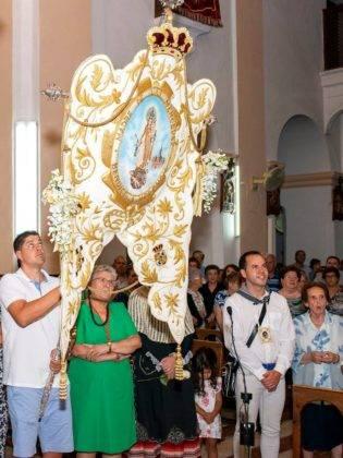 Galería de fotos de la ofrenda floral a la Virgen de la Merced 26