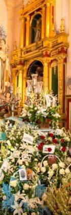 Galería de fotos de la ofrenda floral a la Virgen de la Merced 28