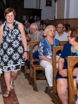 Galería de fotos de la ofrenda floral a la Virgen de la Merced 29
