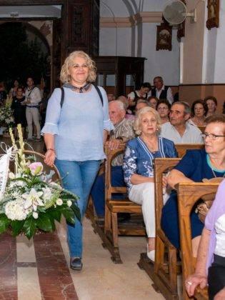 Galería de fotos de la ofrenda floral a la Virgen de la Merced 3