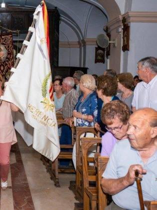 Galería de fotos de la ofrenda floral a la Virgen de la Merced 34