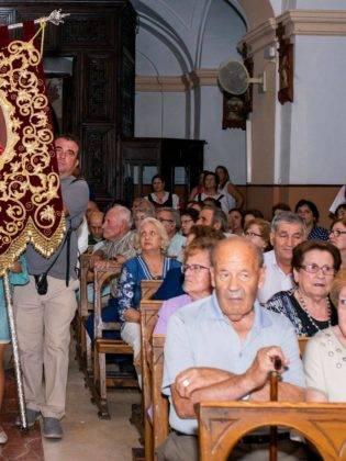 Galería de fotos de la ofrenda floral a la Virgen de la Merced 35