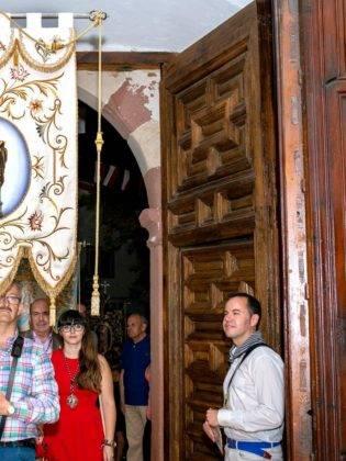 Galería de fotos de la ofrenda floral a la Virgen de la Merced 37