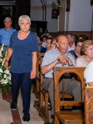 Galería de fotos de la ofrenda floral a la Virgen de la Merced 40
