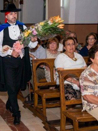 Galería de fotos de la ofrenda floral a la Virgen de la Merced 44