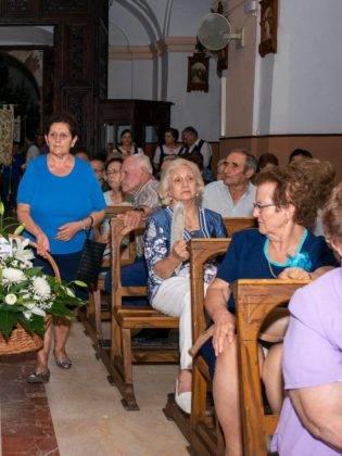 Galería de fotos de la ofrenda floral a la Virgen de la Merced 46