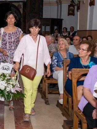 Galería de fotos de la ofrenda floral a la Virgen de la Merced 47