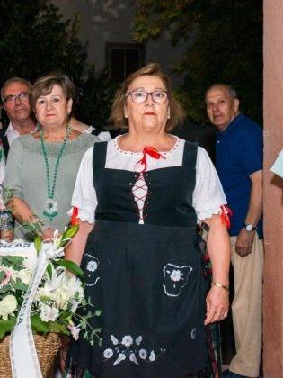 Galería de fotos de la ofrenda floral a la Virgen de la Merced 49