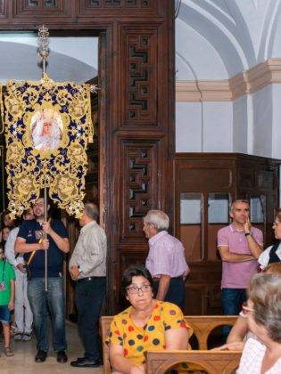 Galería de fotos de la ofrenda floral a la Virgen de la Merced 5