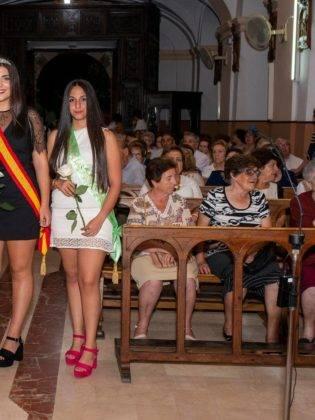 Galería de fotos de la ofrenda floral a la Virgen de la Merced 51