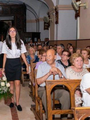 Galería de fotos de la ofrenda floral a la Virgen de la Merced 53