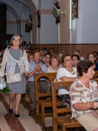 Galería de fotos de la ofrenda floral a la Virgen de la Merced 55