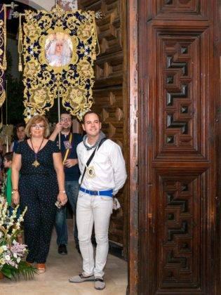 Galería de fotos de la ofrenda floral a la Virgen de la Merced 56