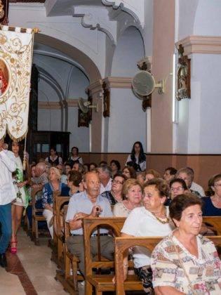 Galería de fotos de la ofrenda floral a la Virgen de la Merced 57