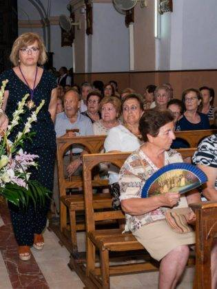 Galería de fotos de la ofrenda floral a la Virgen de la Merced 58