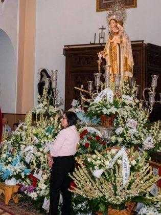 Galería de fotos de la ofrenda floral a la Virgen de la Merced 59