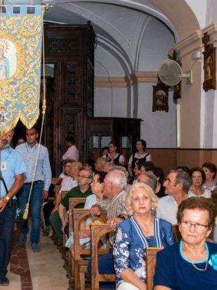 Galería de fotos de la ofrenda floral a la Virgen de la Merced 6