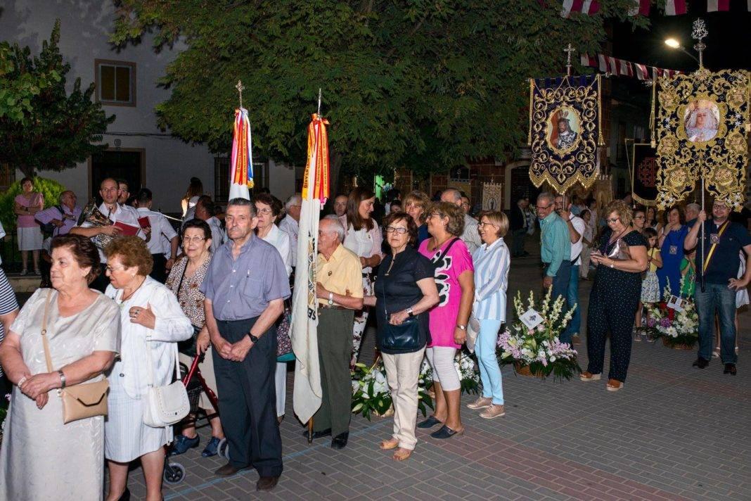 Galería de fotos de la ofrenda floral a la Virgen de la Merced 66