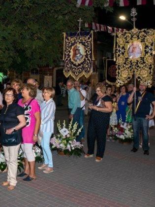 Galería de fotos de la ofrenda floral a la Virgen de la Merced 63