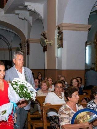 ofrenda floral a la Virgen de la Merced herencia 64 315x420 - Galería de fotos de la ofrenda floral a la Virgen de la Merced