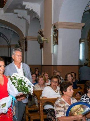 Galería de fotos de la ofrenda floral a la Virgen de la Merced 64