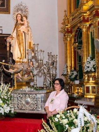 Galería de fotos de la ofrenda floral a la Virgen de la Merced 65