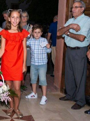 ofrenda floral a la Virgen de la Merced herencia 8 315x420 - Galería de fotos de la ofrenda floral a la Virgen de la Merced